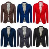 мужской стильний пиджак
