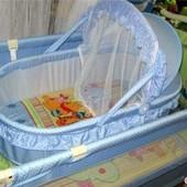 детская кроватка-трансформер Geoby TLY-632