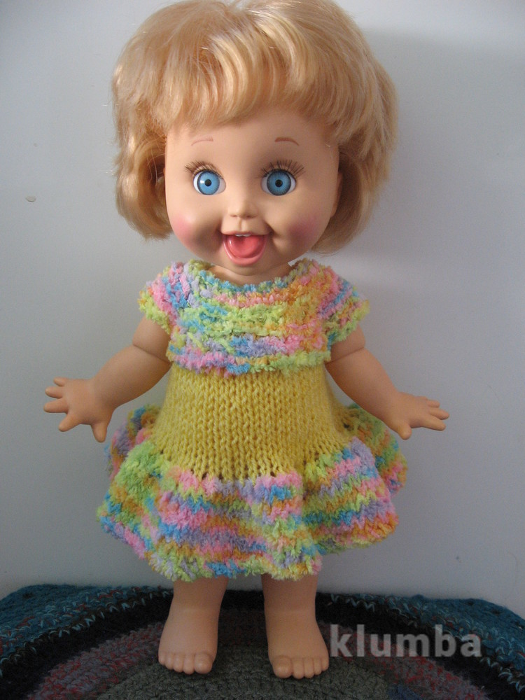 Одежда для кукол galood baby face фото №1