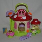 Интерактивная игрушка волшебный домик дом для эльфов и фей мазекеа Mothercare ELC