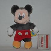 Забавный мягкий Микки Маус пищалка Disney Дисней