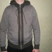 свитер-худи мужской