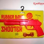 Пистолет Rubber Band Shooter Peacocks