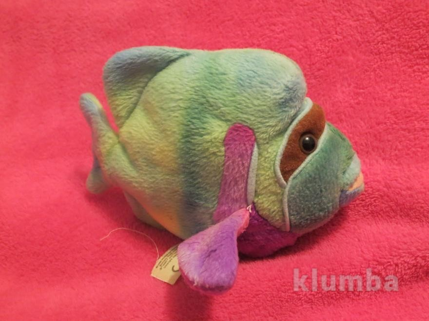 Рыба.риба.рибка.рыбка.мягкая игрушка.мягка іграшка.мягкие игрушки.wwf anna club plush фото №1