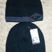 Теплые мужские шапки на флисе