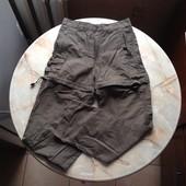 Штаны - шорты на мальчика фирмы Pocopiano размер 140