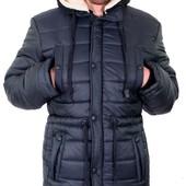 Мужская Зимняя куртка Парка 131