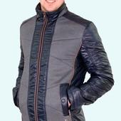 Мужская Демисезонная куртка - 135