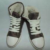 Кеды,утепл. Alive 34р,по ст 22 см.Мега выбор обуви и одежды!