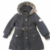 Куртка (пальтишко) детская демисезонная, Palomino C&A, р. 98.