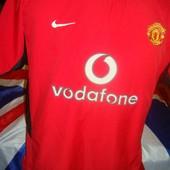 Фірмова .Оригінал футболка Nike.Ф.к Манчестер .м.