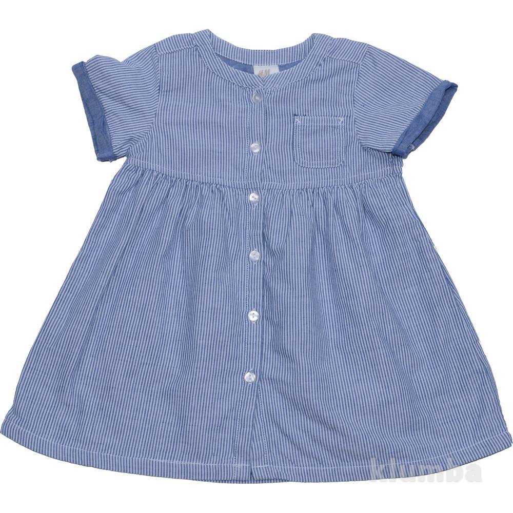 Платье h&m. рост 68, 80, 86, 92 фото №1