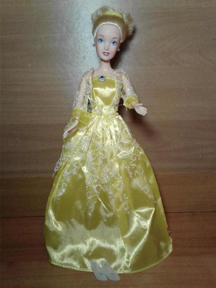 Кукла принцесса дисней - золушка оригинал simba фото №1