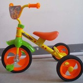 Велосипед Bt-Ct-0009 Tilly Combi Trike