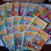 книжки для малышей сказки,обучающие и прописи  рус яз