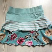 Фирменная юбка на 4-5 лет