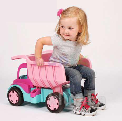 Машина 65006 wader тигрес самосвал для девочки польша весь ассртимент фото №1