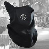 Флисовая лыжная маска, защита лица от обморожения в наличии.