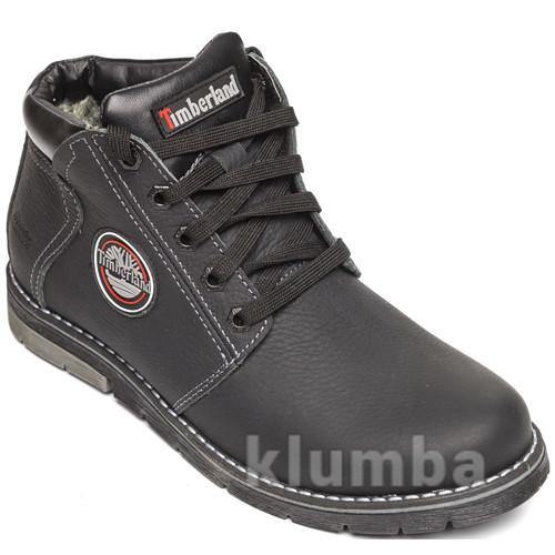 Мужские ботинки Timberland польская кожа фото №1