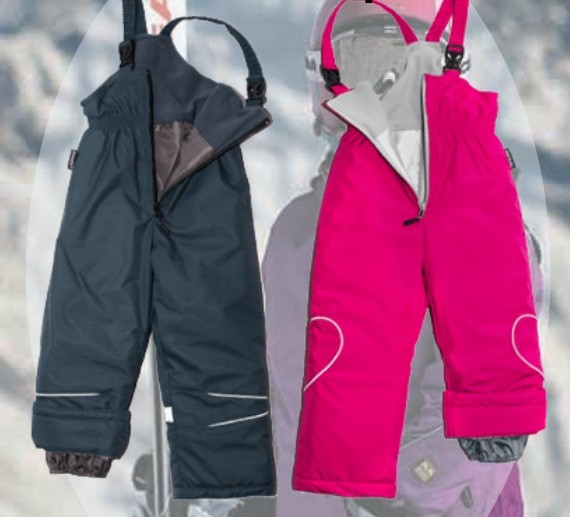 Полукомбинезон зимний,детский, термо, лыжный,janda -30*c, 20 000mm, я-росту, фото №1