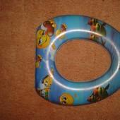круг для туалета