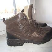 Продам кожаные ботинки Vaude 38 р.