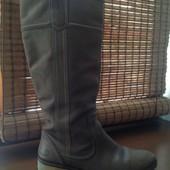 крутые кожаные сапоги тимберленд Timberland 8,5 39 размер