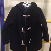 Пальто на мальчика Marks & Spencer в отличном состоянии