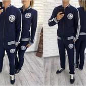Мужской спортивный костюм  Adidas  традиция