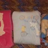 детские теплые одеяла