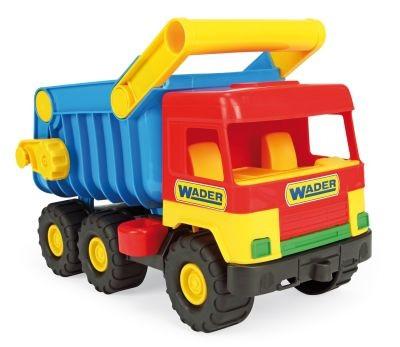 """Машина самосвал """"middle truck"""" тм wader 39222 фото №1"""