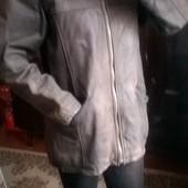 мужская кожаная куртка