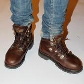 Трекинг ботинки Thinsulate, 36 р, Германия, кожа, оригинал