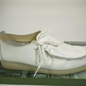 Туфлі мокасини шкіряні (27.8см) Супер якість