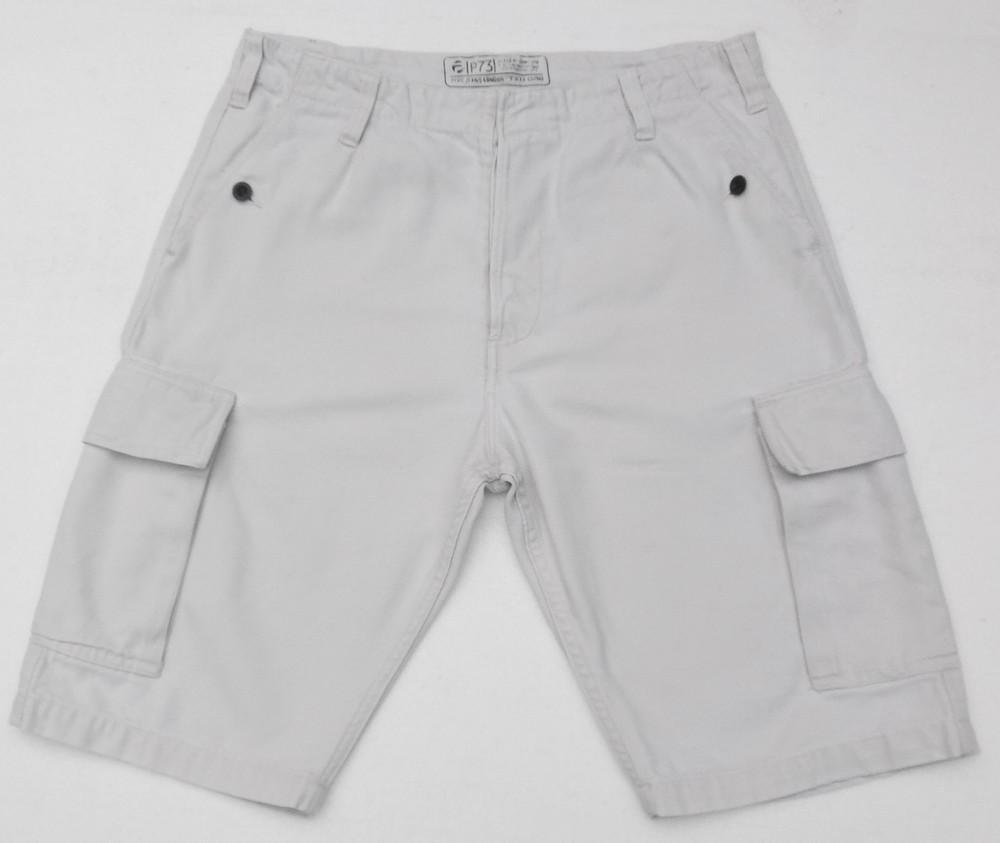 Pepe jeans. джинсовые белые шорты из англии. ххl. толстенькие и качественные! фото №1