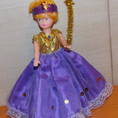 Красивая фирменная куколка фея