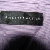 Мужская рубашка Ralph Lauren оригинал.Италия