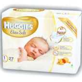 Підгузники Huggies Elit Soft, 27шт.
