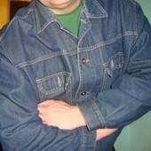 Фірмова джинова курточка George.