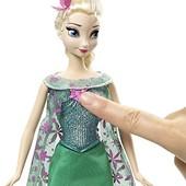 Поющая кукла Эльза из нового мф Frozen Холодное торжество