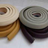 Защита,мягкая  лента на углы, торцы мебели.