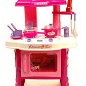 Кухня детская Звук, свет. 008-26 (008-26А)