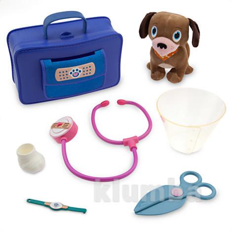 Доктор плюшева - игровой набор чемоданчик ветеринара фото №1