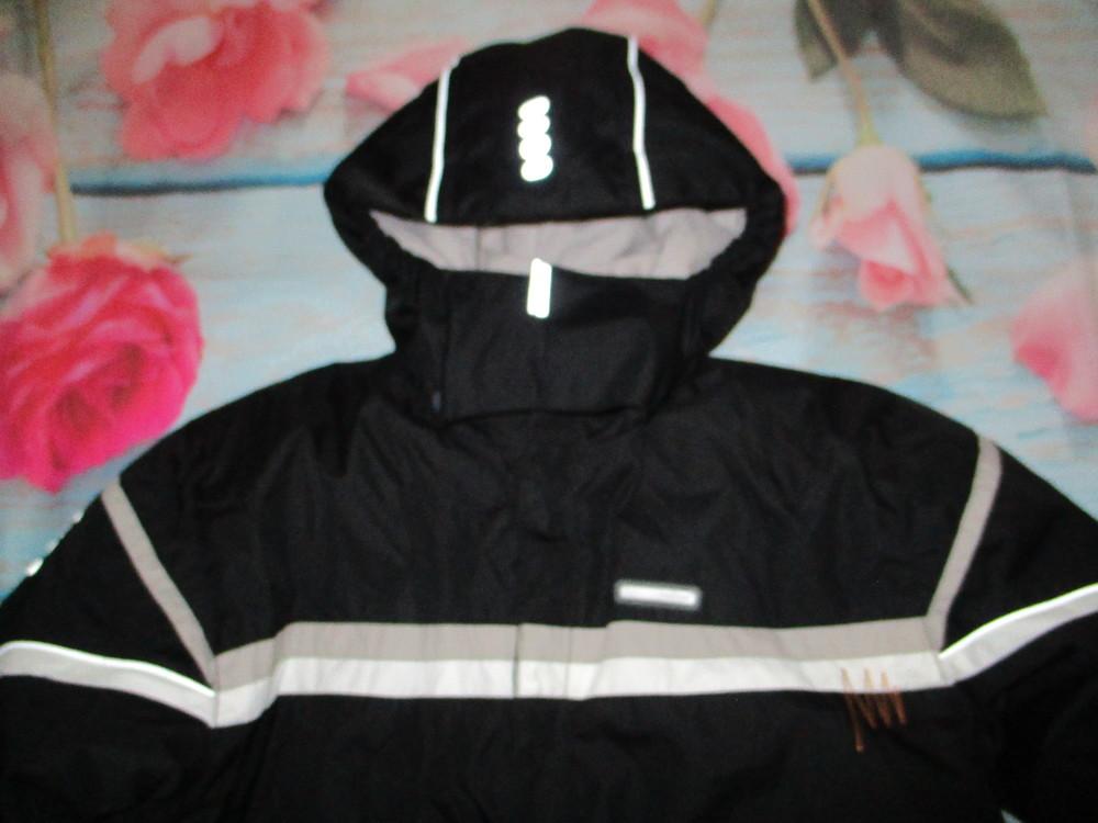 Зимняя мембранная термо куртка reima,  128р+6 . фото №3