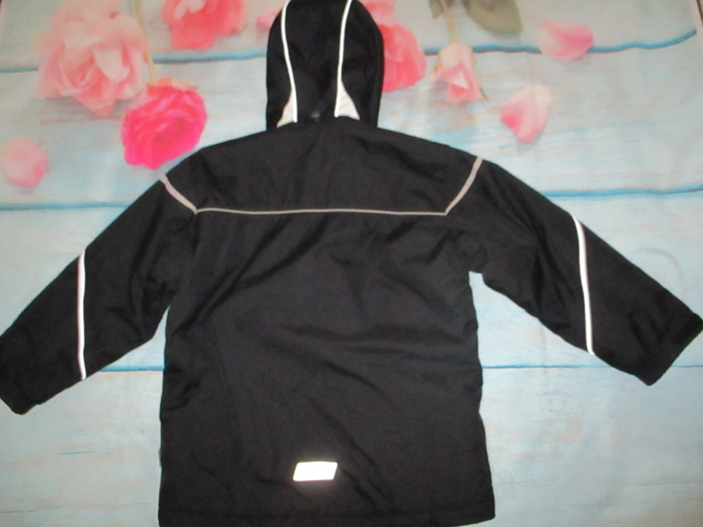 Зимняя мембранная термо куртка reima,  128р+6 . фото №5