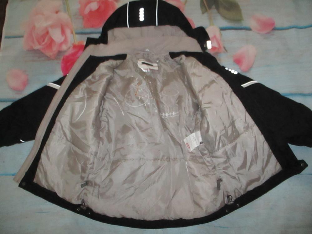 Зимняя мембранная термо куртка reima,  128р+6 . фото №8
