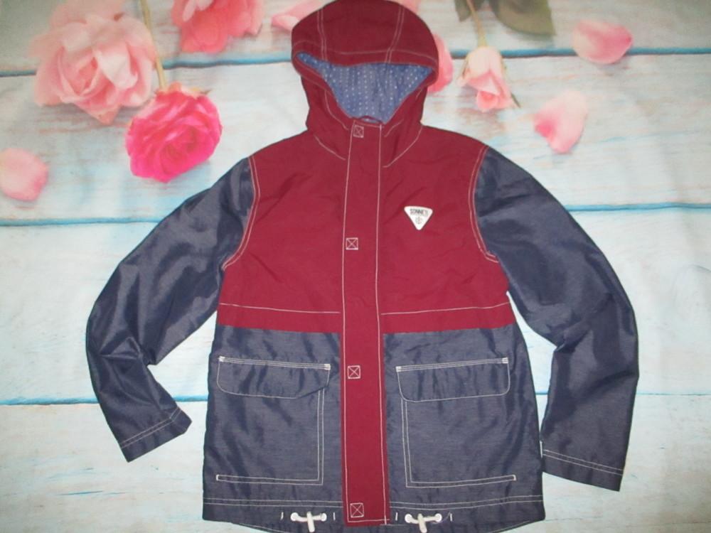 Зимняя мембранная термо куртка reima,  128р+6 . фото №11