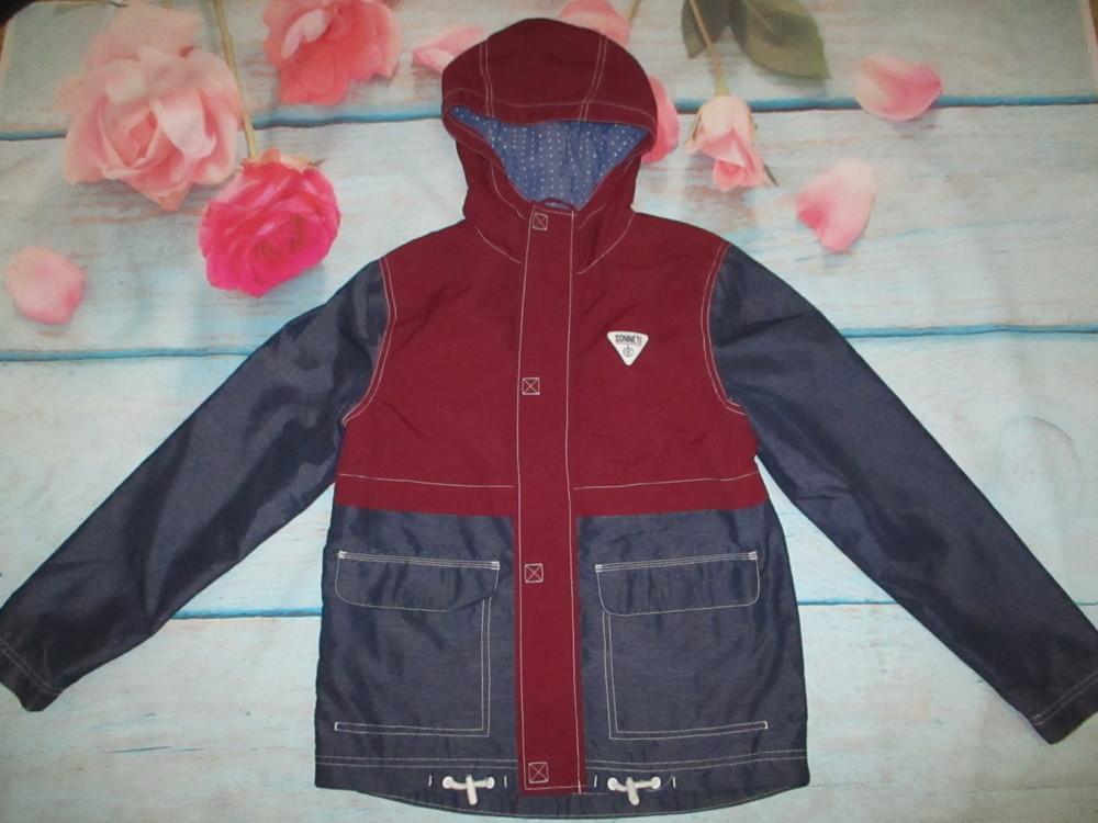 Зимняя мембранная термо куртка reima,  128р+6 . фото №12