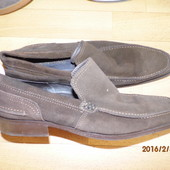 фирменные кожаные туфли 42 р Springfield