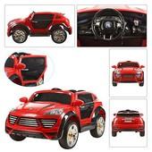 Лицензионный детский электромобиль porsche cayenne M 2735 EBR